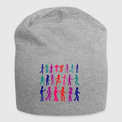 Silhouette Party - Jersey-beanie