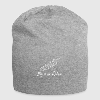 Low is my religion - Jersey Beanie