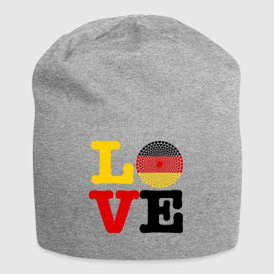 GERMANIA CUORE - Beanie in jersey