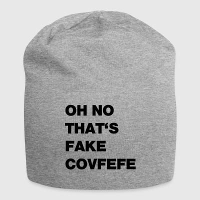 fake covfefe - Jersey-Beanie