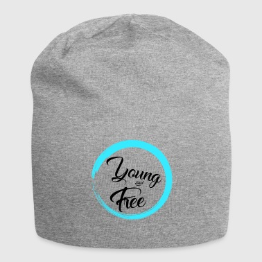 Young and Free - Jersey Beanie