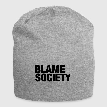 Blame Society Fashion - Jersey Beanie