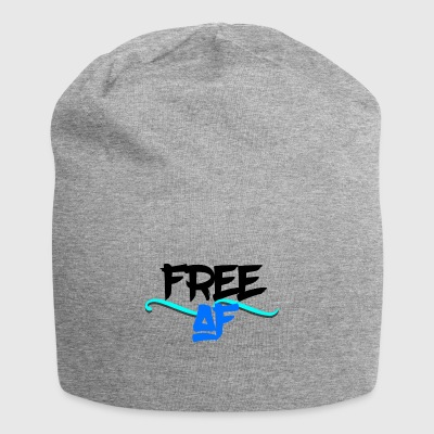 Free as fuck - Jersey-Beanie