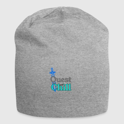 Quest and Chill - Jersey-Beanie