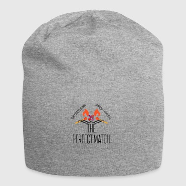 The perfect match - Jersey Beanie