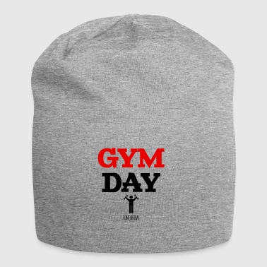 Gym Day Tomorrow - Jersey-Beanie