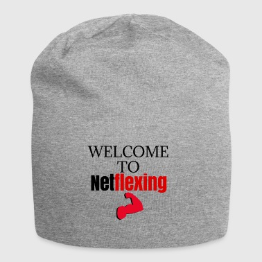 Welcome to Netflexing - Jersey Beanie