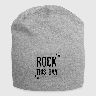 Rock this day - Jersey Beanie