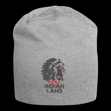 Indian - Jersey Beanie