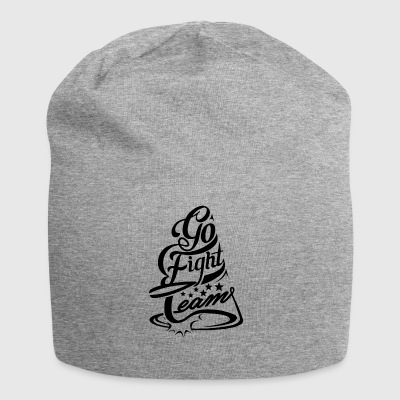 Go Fight Team - Jersey Beanie