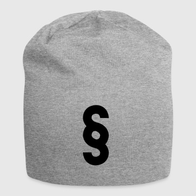 paragraph - Jersey-Beanie