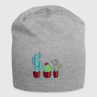 Cactus in bloom - Jersey Beanie
