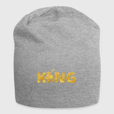 Skateboard King Gold Skater - Beanie in jersey
