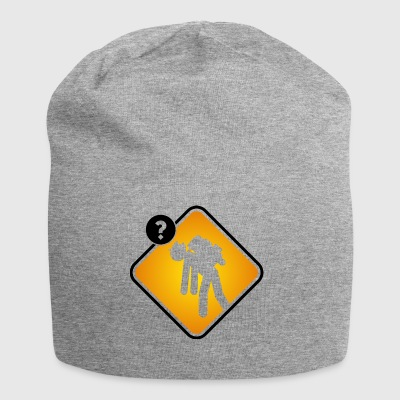 A Confused Wanderer - Jersey Beanie