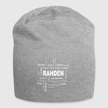 Rahden New York Berlin - Jersey-Beanie