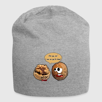 The nuts problem - Jersey Beanie