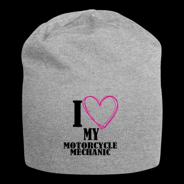 01 motorcycle mechanic - Jersey-Beanie