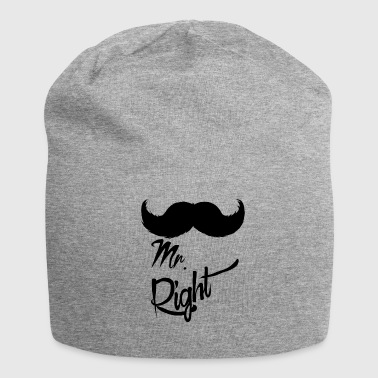 Mr. Right - Jersey Beanie