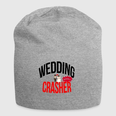 Wedding crasher - Jersey-Beanie