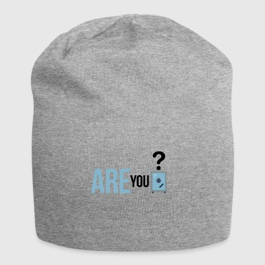 Are you safe? - Jersey-Beanie