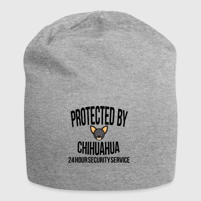 Protected by chihuahua - Jersey Beanie