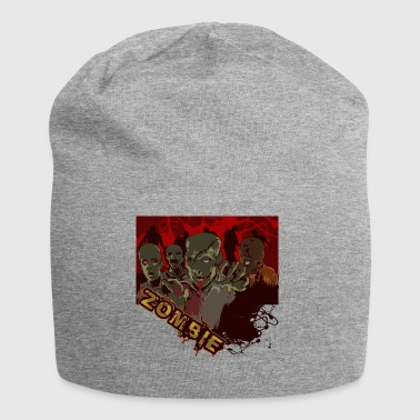 Zombies - Beanie in jersey