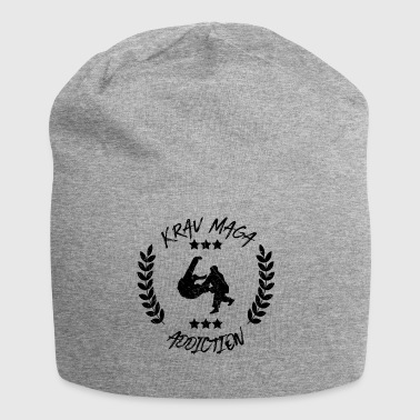 Krav Maga Addiction - Self Defense Defense - Jersey Beanie
