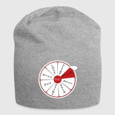 wheel of (no) fortune - Jersey Beanie