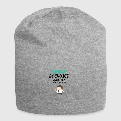 Single by choice - Jersey Beanie