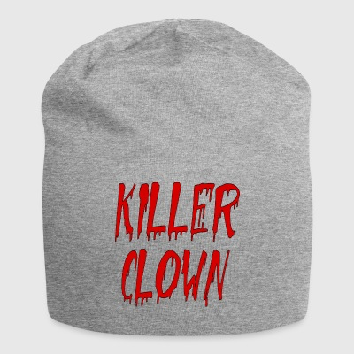 clown tueur - Bonnet en jersey