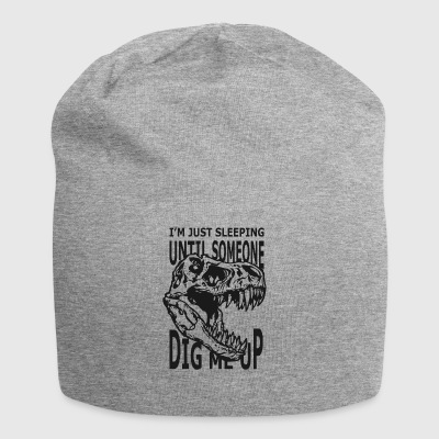 Archeologia subacquea ricercatore Dino - Beanie in jersey