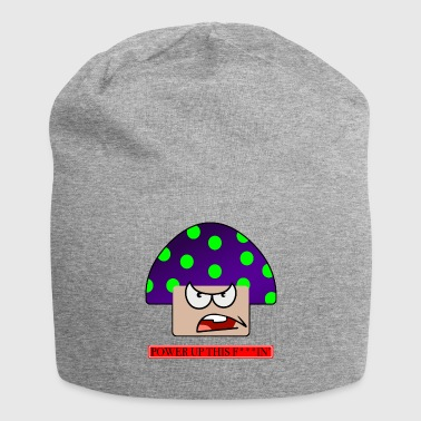 Angry sopp - Jersey-beanie