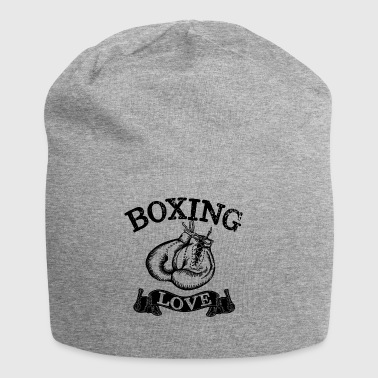 Boxing boxer boxer boxing boxing gift - Jersey Beanie