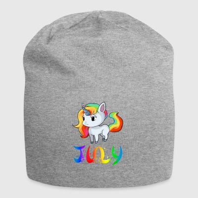 July unicorn - Jersey Beanie