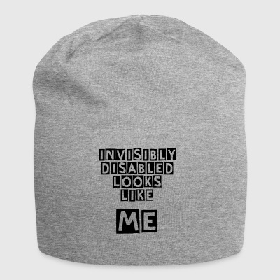 Invisibly Disabled - Jersey Beanie