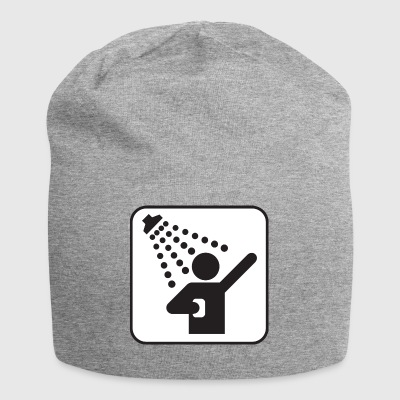 have a shower - Jersey Beanie