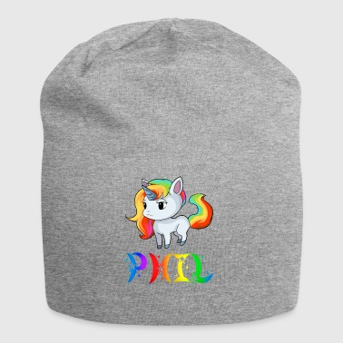 Unicorn Phil - Jersey Beanie