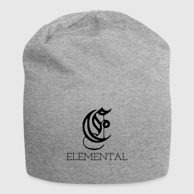 Elemental Original - Beanie in jersey