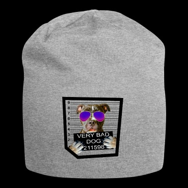 Bad Dog Pit Bull - Jersey Beanie