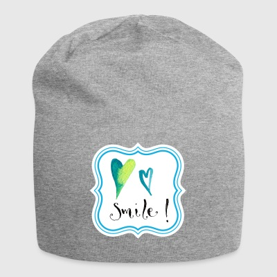 Smile - Jersey-Beanie