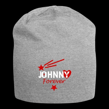 Johnny forever - Bonnet en jersey
