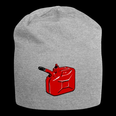 Gas Can - Beanie in jersey