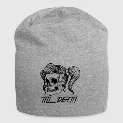 Partnerlook To the death BB lovers Part 1 - Jersey Beanie