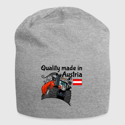 quality made in autria STEYR2 - Jersey-Beanie