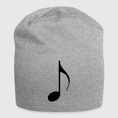 Nota Music 2 - Beanie in jersey