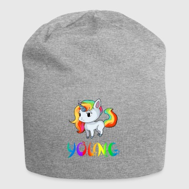 Unicorn Young - Jersey Beanie