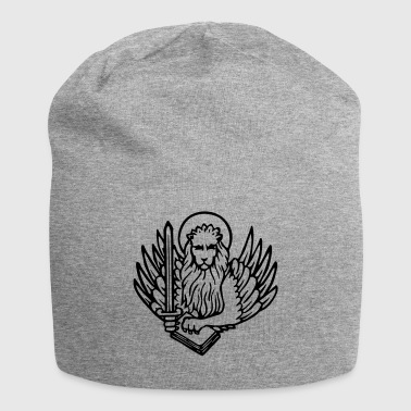 Lion italiano - Beanie in jersey