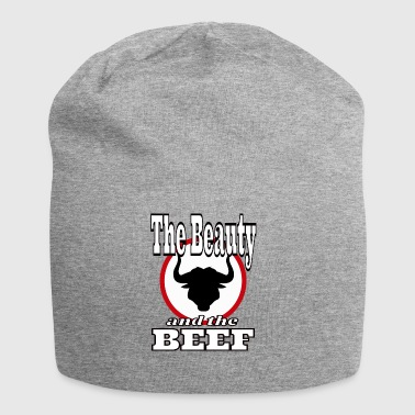 The Beauty and the Beef - Jersey Beanie