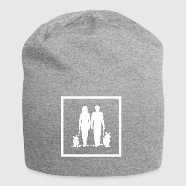 Couple family couple - Jersey Beanie