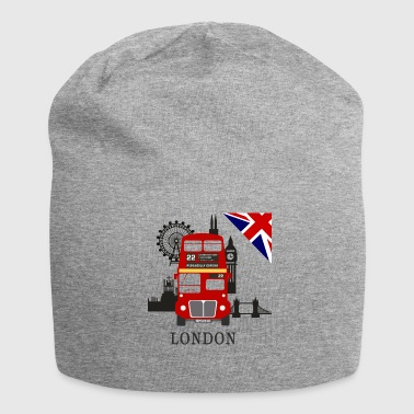 England, London, sightseeing, - Jersey Beanie